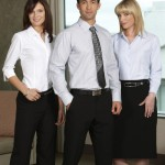 How to choose the right business shirts and uniforms