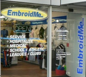 EmbroidMe Auckland City West