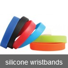 silicone wristbands promotional products