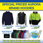 Don't miss out on our April and May Hoodie Promotion!