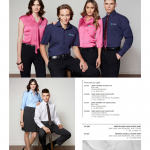 August and September Corporate Uniforms Special Launch Offer