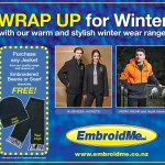 Wrap up for Winter – Winter Jackets Promotion
