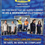 Workwear Promotion!