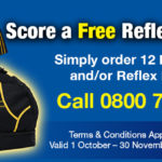 Get Your Team Ready for Sports Season & Score a Free Reflex Sports Bag!